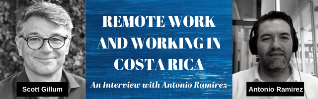 Remote Work And Working In Costa Rica