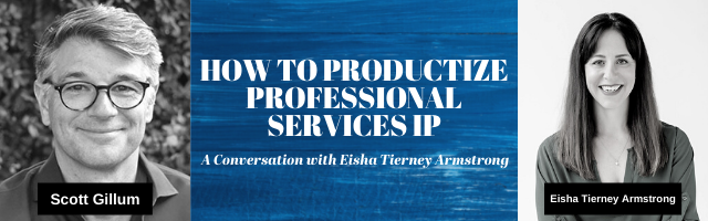 How To Productize Professional Services IP